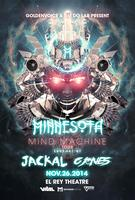 Minnesota w/ G Jones & Jackal presented by Do LaB &...