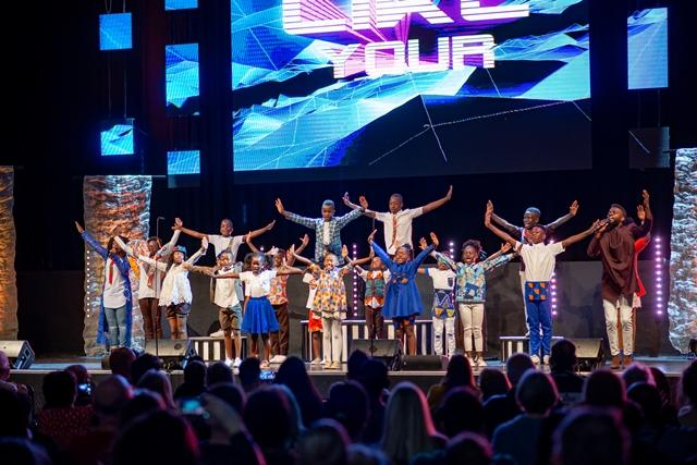 Watoto Children's Choir in 'We Will Go'- Rotherham, South Yorkshire