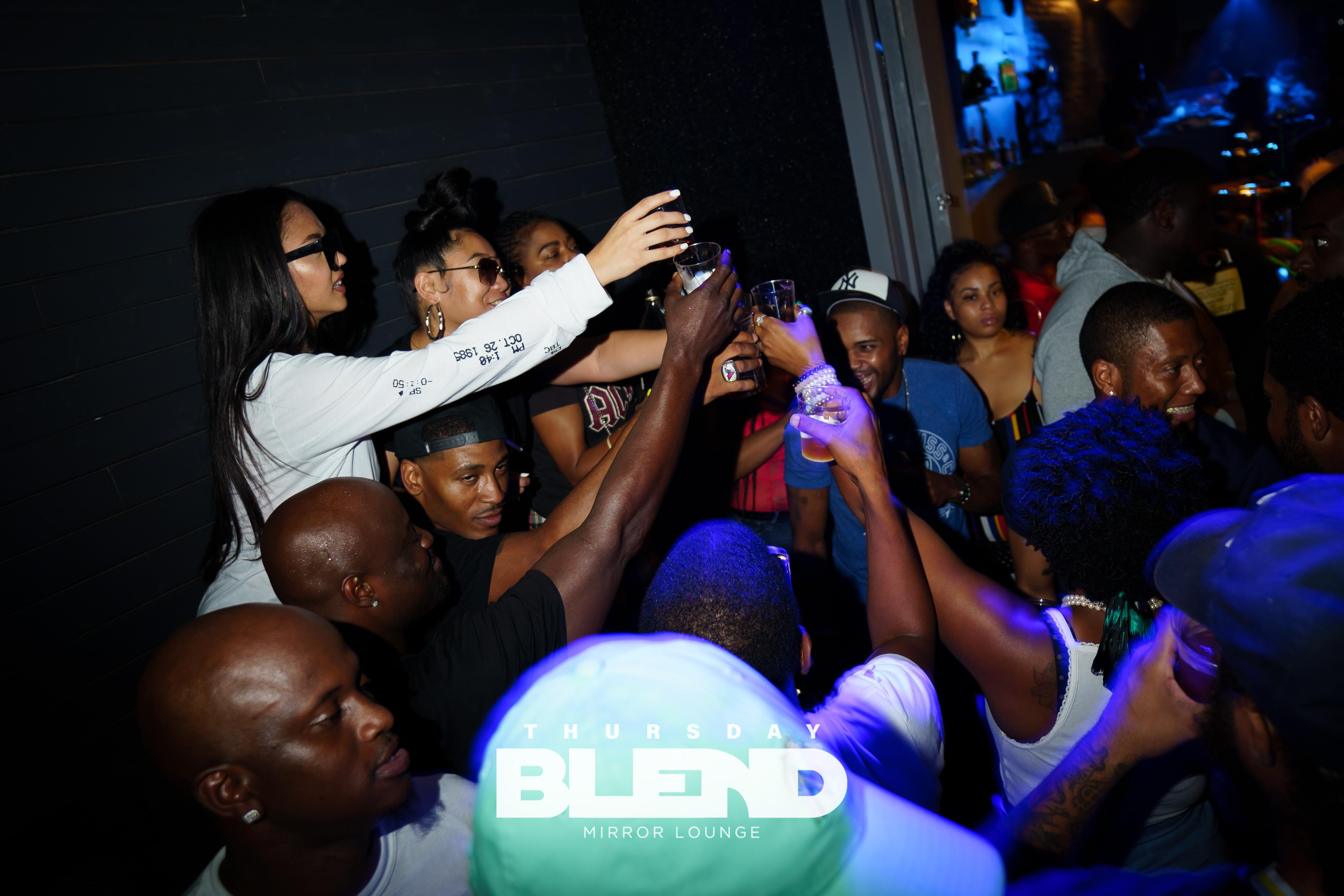 Thursday Blend at Mirror Lounge: DC's Best Thursday Night Vibe!
