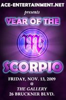 Year of the Scorpio