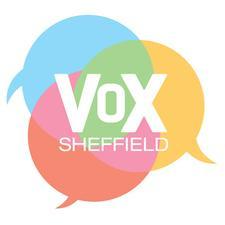 Vox Sheffield logo