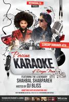Persian Karaoke Nights
