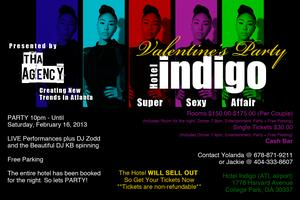 Tha Agency Ent. Presents Valentines Party 2013 - A...