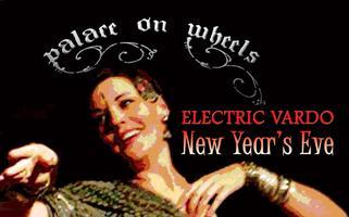 Palace on Wheels - Electric Vardo NYE - Online Sales...