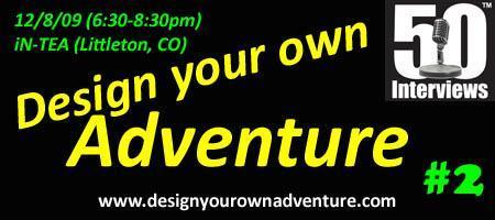 Design Your Own Adventure #2