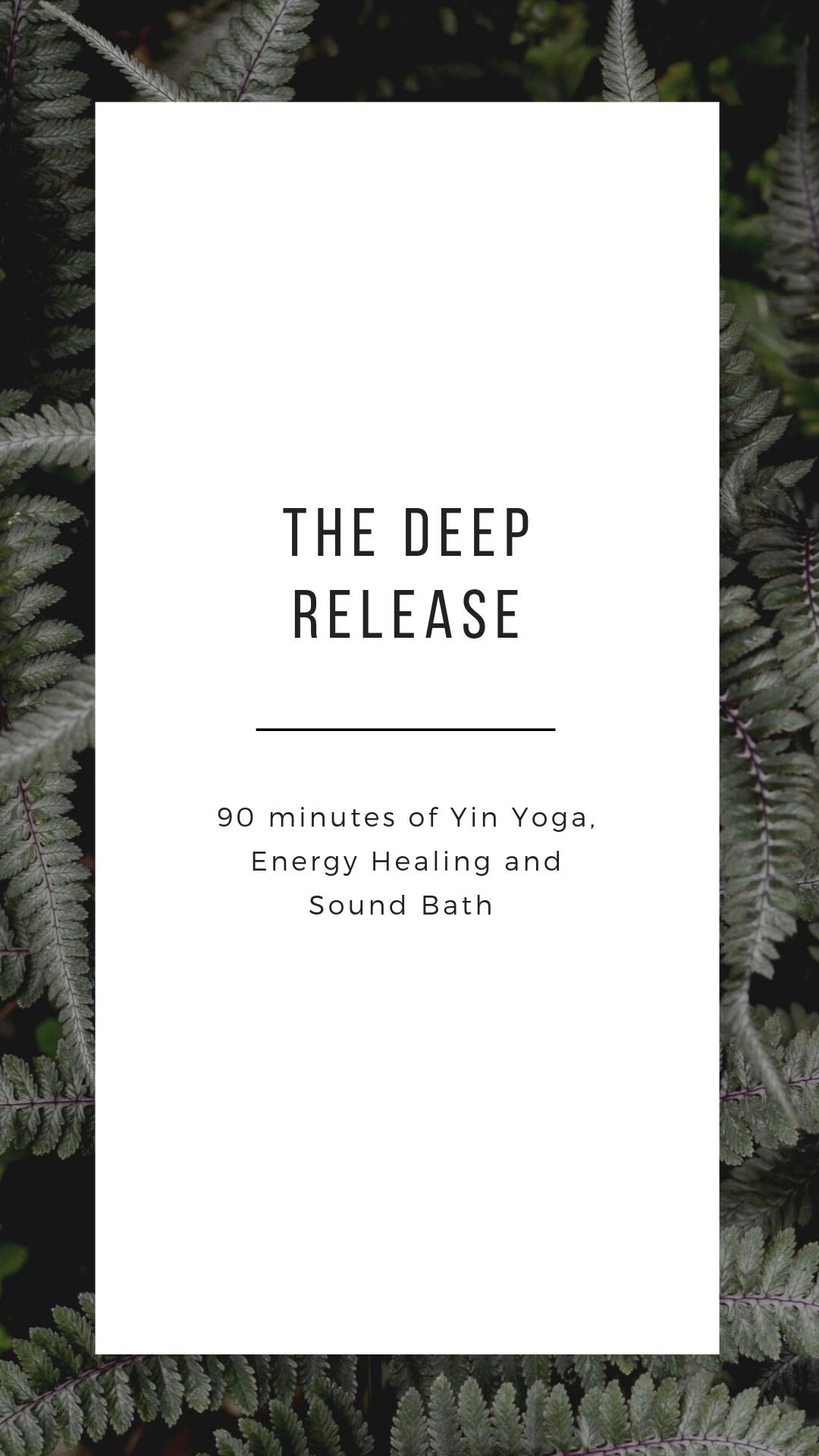 The Deep Release vol. 2