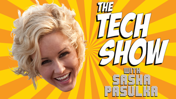 THE TECH SHOW with SASHA PASULKA - January Edition