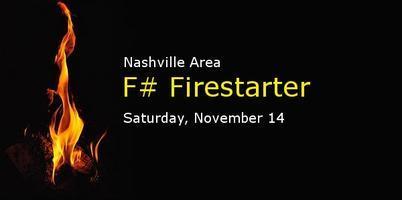 F# Firestarter (Nashville)