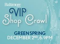 Baltimore magazine's VIP Shop Crawl