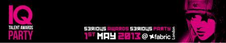 IQ Talent Awards 2013