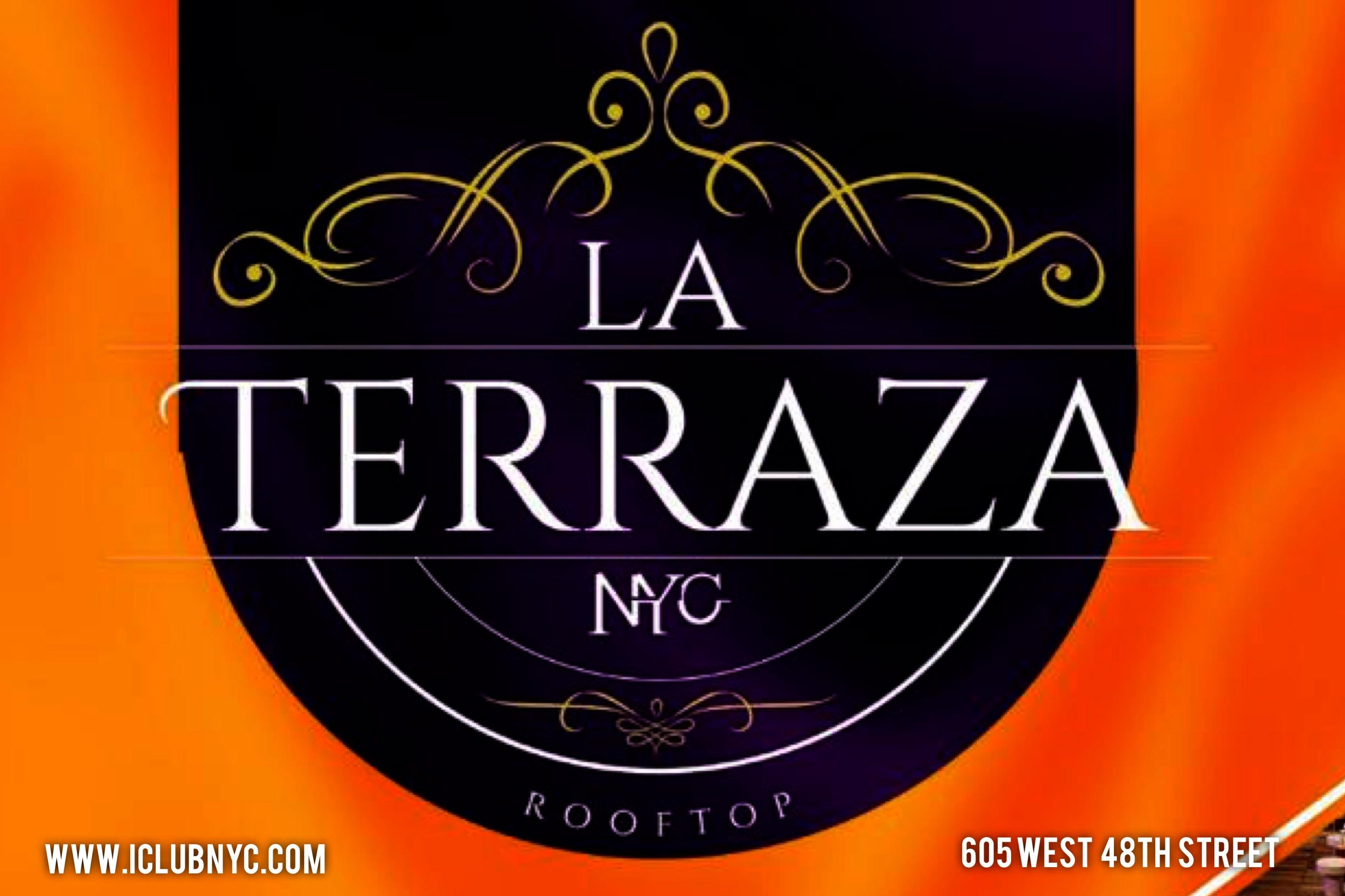 ROOFTOP PARTY FRIDAYS & SATURDAYS NIGHT   La terraza events