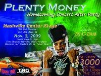 PLENTY MONEY 3,000.00 CASH GIVEAWAY (HOMECOMING AFTER...