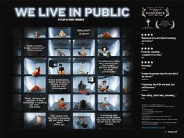We Live in Public - Nationwide Screenings
