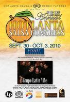 1st Annual Hotlanta Salsa Congress