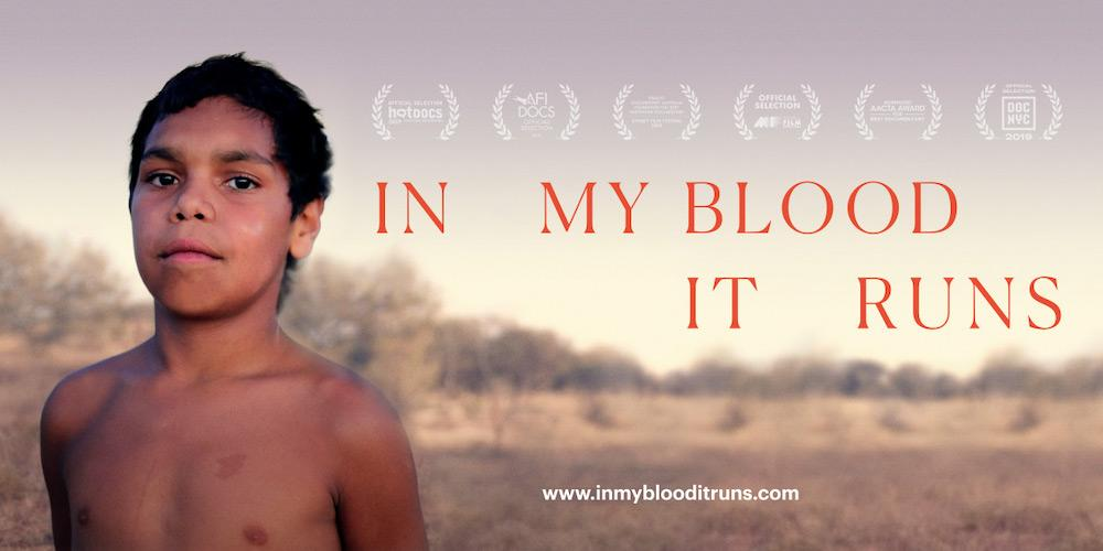 In My Blood It Runs - Canberra - Monday 30th March