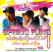 Spring Fling featuring New Boyz and Baby Bash