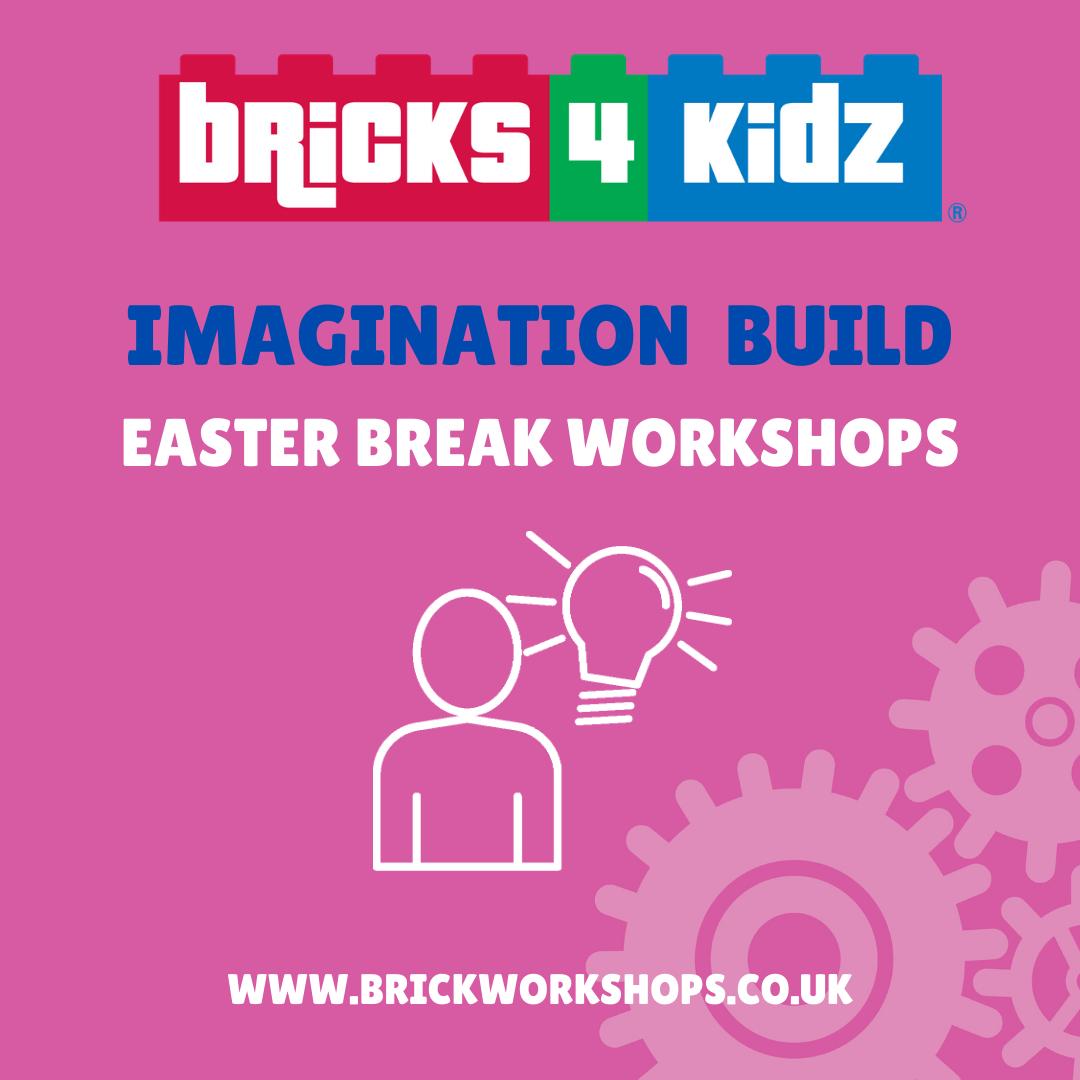 Imagination Build Easter Break LEGO Workshop - Low Moor