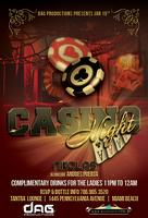 CASINO NIGHT AT TANTRA LOUNGE MIAMI BEACH