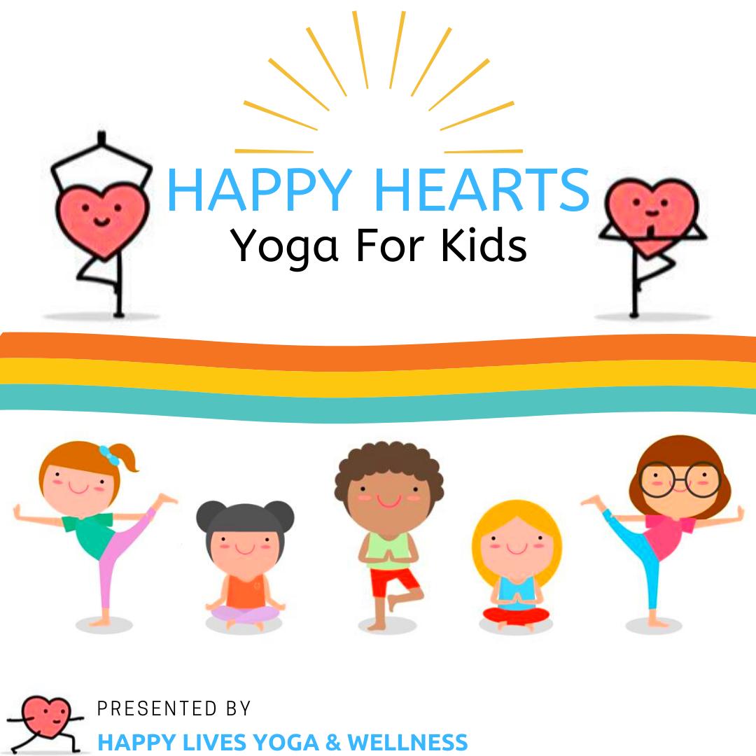 Happy Hearts Yoga for Kids