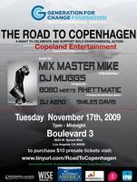 The Road to Copenhagen / Tickets Available at the Door