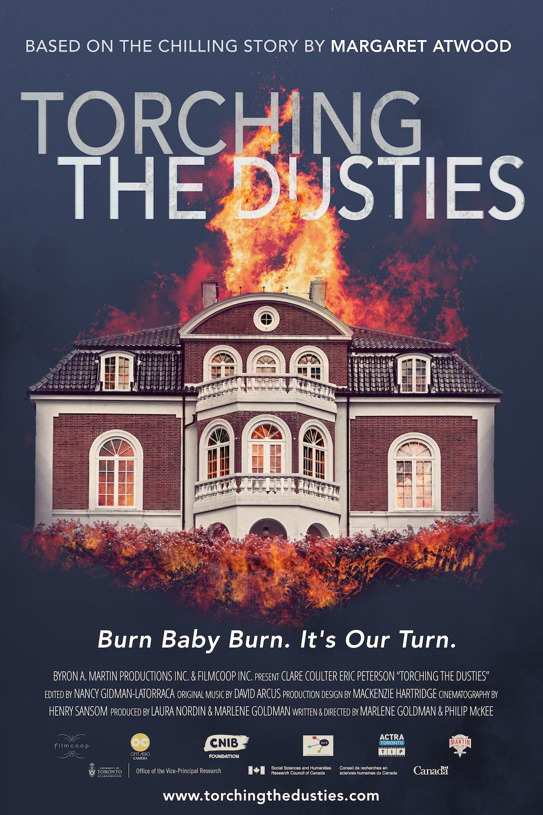 CANCELLED DUE TO COVID-19 Toronto Premiere of Torching the Dusties