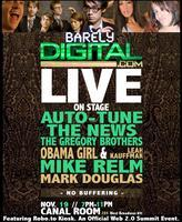 Barely Digital and Friends, Live in Concert