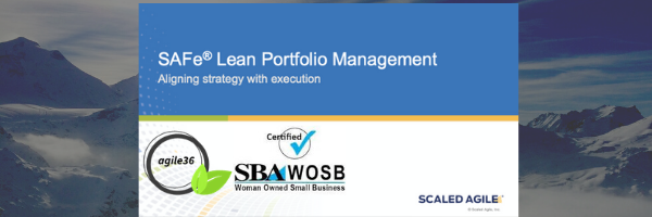 SAFe for Lean Portfolio Management (5.0)-GUARANTEED TO RUN