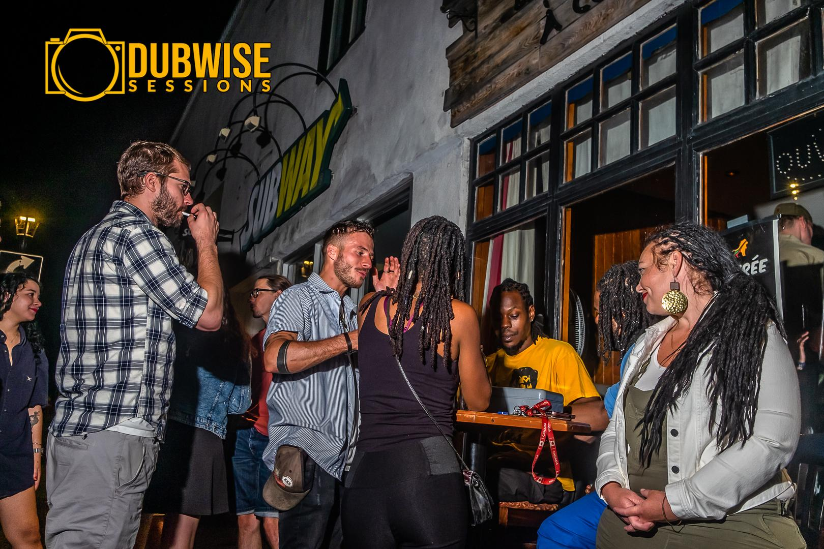 Soirée Reggae Night DUBWISE SESSIONS