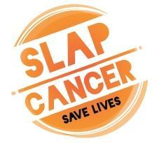 Slap Cancer logo