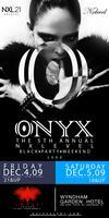 (())NYX (Part 2) - The ALL BLACK PARTY WEEKEND | @...