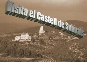 Visita el Castell de Subirats - Santuari de la Font...