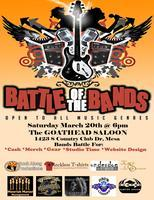 Rock Along Production's Battle Of The Bands