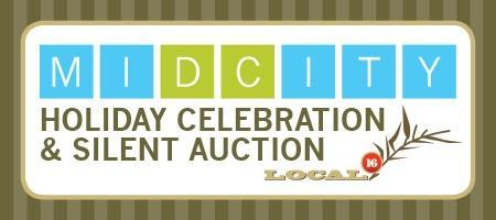 MidCity Holiday Party and Silent Auction