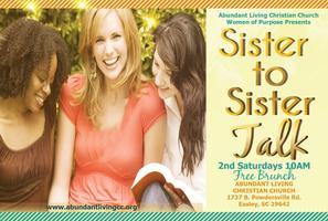 Sister2Sister Talk Brunch January 2013