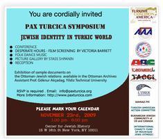 Symposium: Jewish Identity in the Turkic World