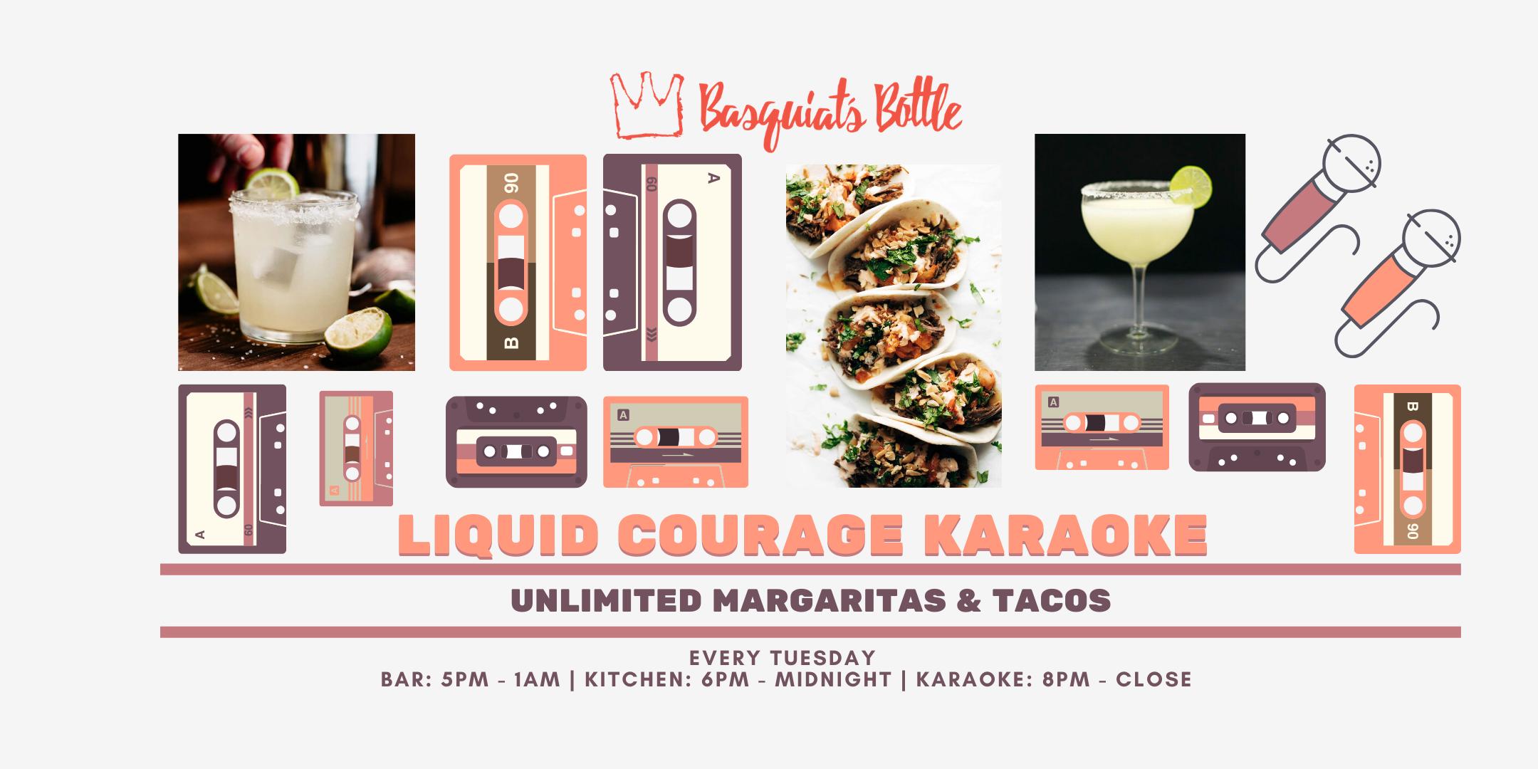 Liquid Courage Karaoke