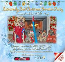 The 4th Annual Awesomely Bad Christmas Sweater Party,...