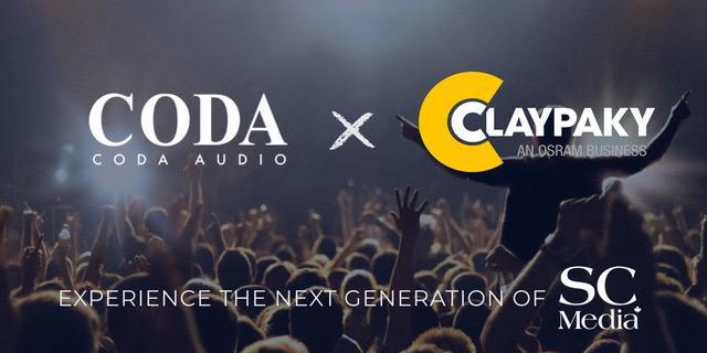 Coda Audio x Claypaky Canadian Launch - APRIL 6 & 7 2020