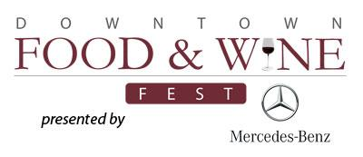 Downtown Food & Wine Fest at Lake Eola