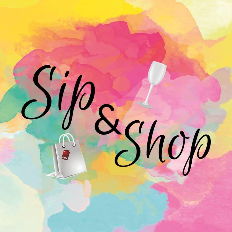 Sip and Shop - Art Gallery