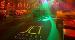 JET Nightclub at Mirage New Year's Eve 2010