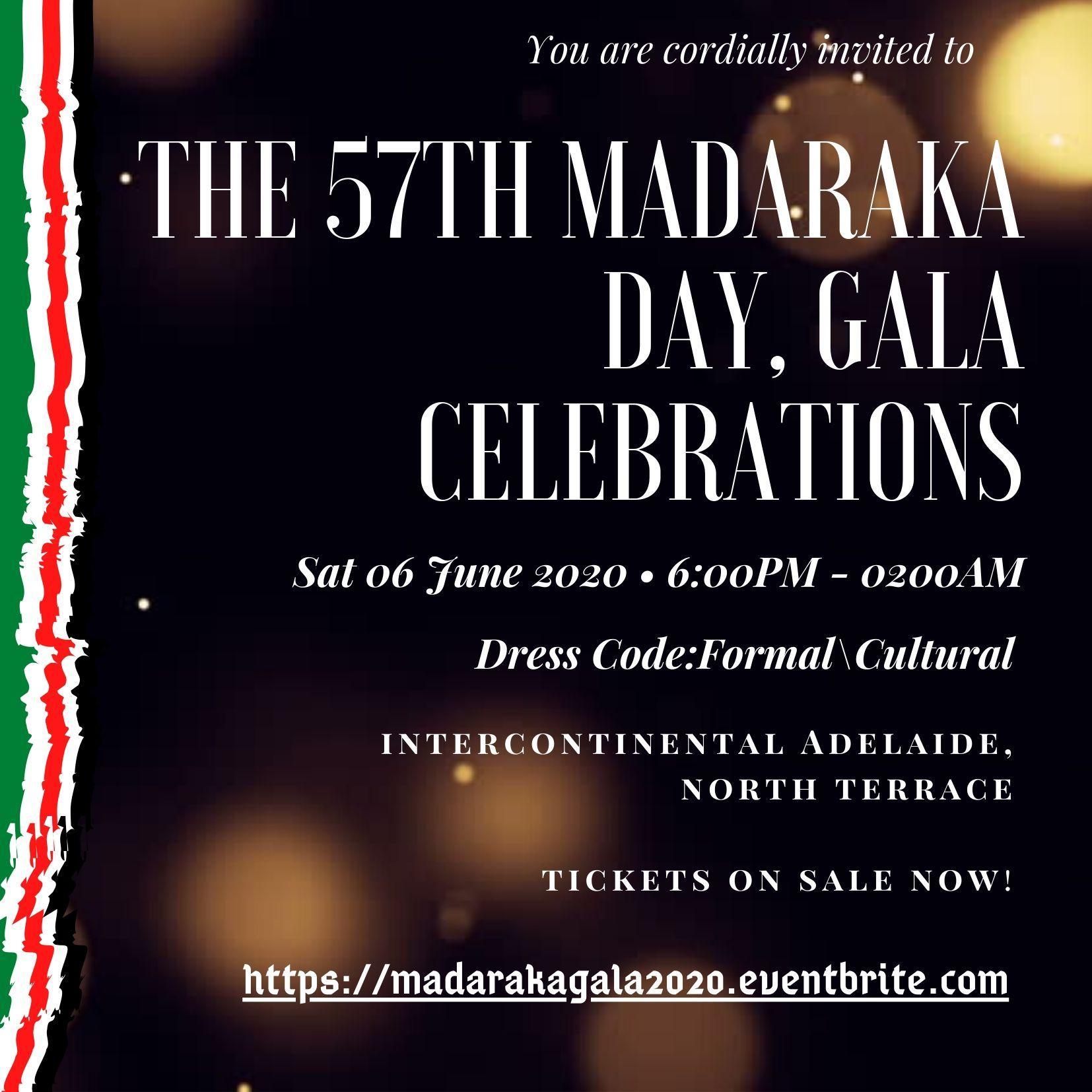 KASA Madaraka Gala 2020