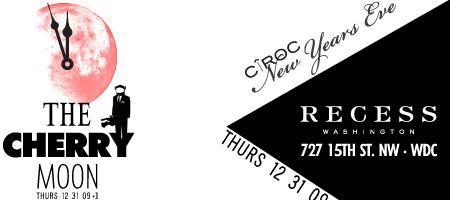 THE CHERRY MOON {Ciroc Private New Years Eve} at...