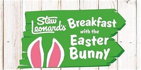 Easter Bunny Breakfast at Stew Leonard's
