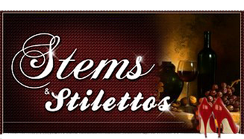 3rd Annual Stems & Stilettos Winetasting Fundraiser