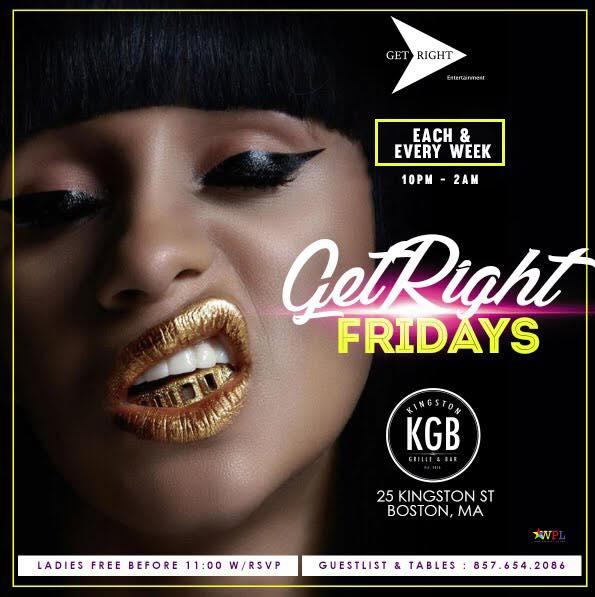 Get Right Friday