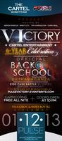 VIctory: Official Back 2 School Extravaganza - 1.12.13 @...