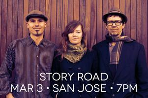 Story Road Concert and Ceili