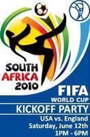 World Cup Kickoff Party & Tweetup!  USA vs. England