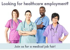 Snohomish County Healthcare Job Fair
